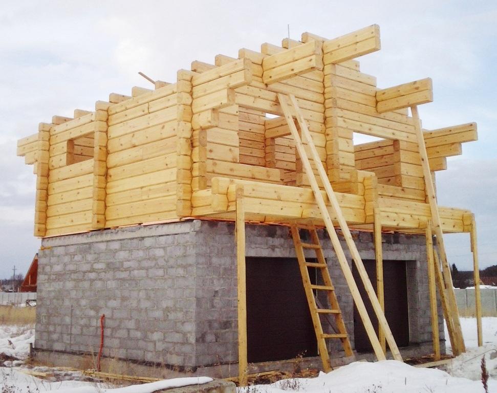 Гидроизоляция фундамента перед строительством сруба из непрофилированного бруса мастика изоляционная прочность сцепления с бетоном 0, 3